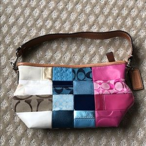 COACH patchwork purse (small)